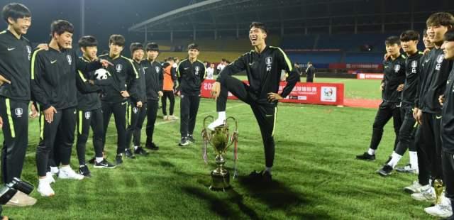 韩国球员的流动已经逾越了体育